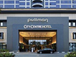 Pullman Dubai Creek City Center & Residences
