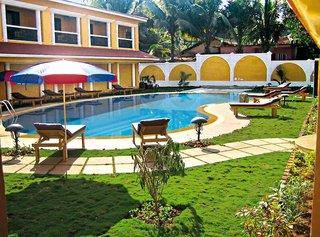 Casa de Goa Boutique Resort in Calangute Beach (Goa), Indien: Goa