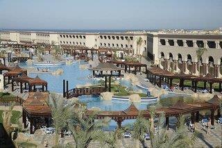 SENTIDO Mamlouk Palace Resort in Hurghada, Ägypten
