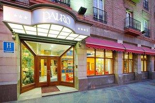Dauro Hotel in Granada (Andalusien), Spanien