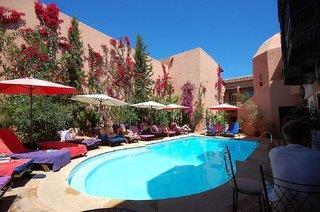 Hotel Spa - Les Borjs de La Kasbah in Marrakesch, Marokko