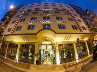 DAVITEL THE TOBACCO HOTEL