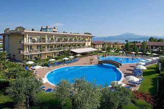 Bella Italia Hotel Peschiera del Garda (Lago di Garda), Italien