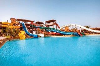 Jungle Aqua Park Resort Hurghada in Hurghada, Ägypten