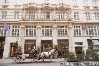 Steigenberger Herrenhof Wien, Österreich