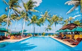 Coco Palm Beach Resort Samui Maenam Beach (Insel Koh Samui), Thailand