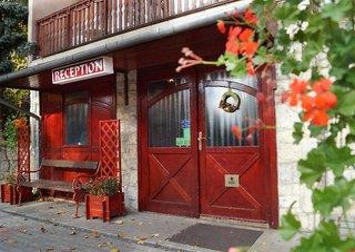 Korona Pension in Budapest, Ungarn