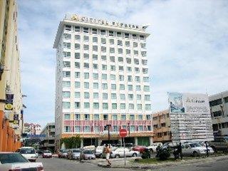 Cititel Express Kota Kinabalu Angebot aufrufen