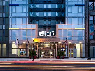 Aloft New York Brooklyn New York City - Brooklyn, USA