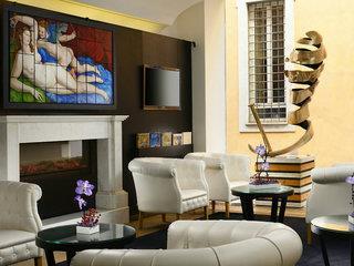 The First Luxury Art Hotel Rom, Italien