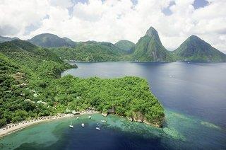 Anse Chastanet Soufriere (Saint Lucia Island), Saint Lucia