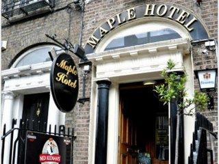 Maple Hotel & Guesthouse in Dublin (City), Irland