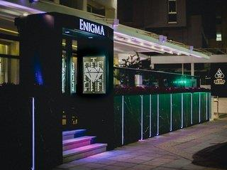 The Ciao Stelio Deluxe Hotel in Larnaca