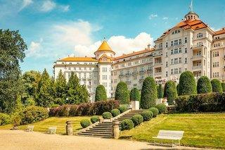Imperial Spa & Health Club Karlsbad (Karlovy Vary), Tschechien