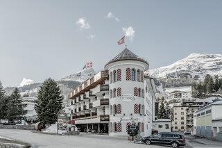 Turmhotel Victoria Davos Davos (Dorf), Schweiz
