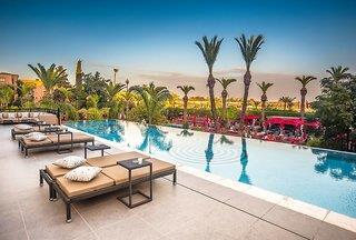 Sofitel Marrakech Lounge & Spa in Marrakesch, Marokko