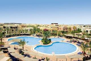 Jaz Makadi Saraya Resort in Makadi Bucht, Ägypten