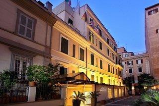 Villa Glori Rom, Italien