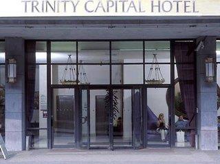 Trinity City Dublin (City), Irland