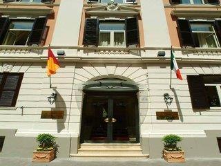 Delle Vittorie Rom, Italien