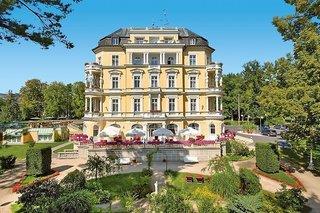 Kurhotel Imperial Franzensbad (Frantiskovy Lazne), Tschechien