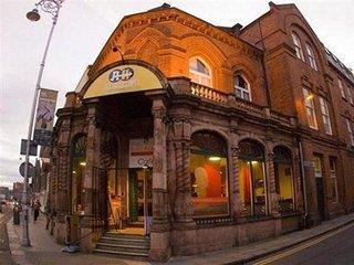 Avalon House in Dublin (City), Irland