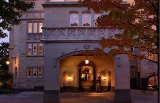 Rocco Forte Villa Kennedy Frankfurt am Main, Deutschland