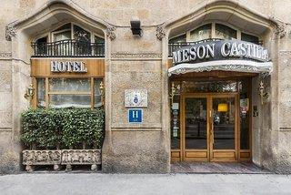 Meson Castilla Atiram Barcelona, Spanien