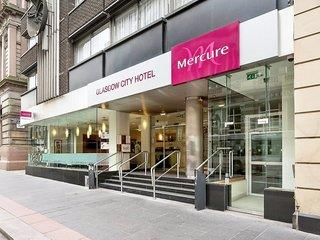 Mercure Glasgow City in Glasgow, Großbritannien & Nordirland
