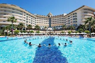 Saphir Resort & Spa Okurcalar (Alanya), Türkei