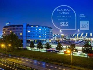Radisson Blu Hamburg Airport Hamburg, Deutschland
