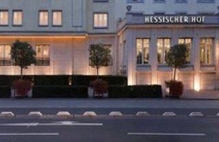 Grandhotel Hessischer Hof Frankfurt am Main, Deutschland