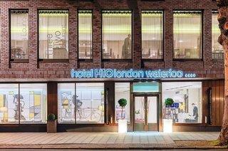 H10 London Waterloo London - Southwark, Großbritannien & Nordirland