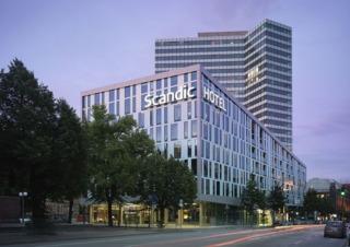Scandic Hamburg Emporio Hamburg, Deutschland