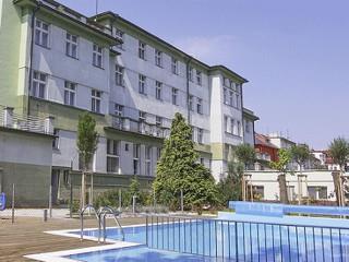 Wellness Hotel Central Klattau