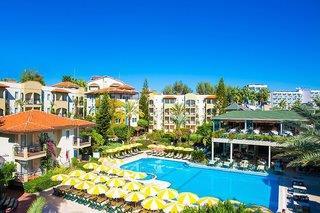 Hotelbild von Gardenia Beach Hotel