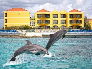 The Royal Sea Aquarium - Seaquarium Beach (Insel Curacao)