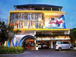 Bliss Surfer Hotel - Legian (Kuta)