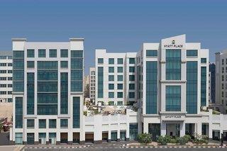 Hotelbild von Hyatt Place Dubai Al Rigga