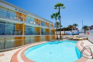 Hotelbild von Appartements Karina