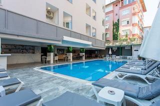 Hotelbild von Aslan Kleopatra Beste