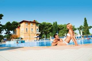 Plava Laguna Resort - Laguna Bellevue Gesamtanlage