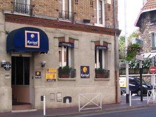 Hotelbild von Arc Paris Porte d'Orleans