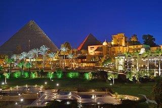 Marriott Mena House in Gizeh / Giza (Kairo), Ägypten