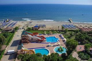 Club Turtas Beach Hotel - Alanya - Konakli