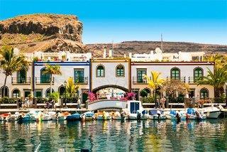 Hotelbild von THe Puerto de Mogan Hotel