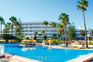 Hotel Club Tropicana & Spa  3*, Skanes (Monastir) ,Tunisko