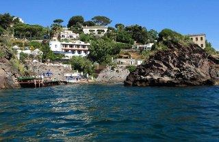 Delfini Strand Hotel Terme 4*, Ischia Porto (Insel Ischia) ,Taliansko