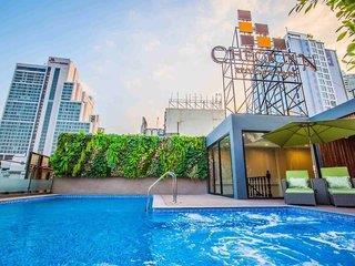 Aspira Grand Regency Sukhumvit 22  3*, Bangkok ,Thajsko