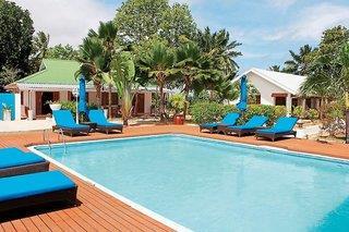 Villas de Mer 3*, Grand Anse (Insel Praslin) ,Seychely